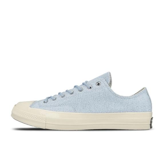 ada47360bd3922 Sz 7.5 Converse Chill Blue Low Tops 70s CTAS Shoes